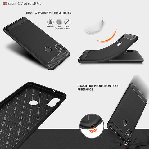 Xiaomi RedMi Note 5 Pro 5A Prime Casing Case Tempered Screen Guard Nillkin Terlengkap
