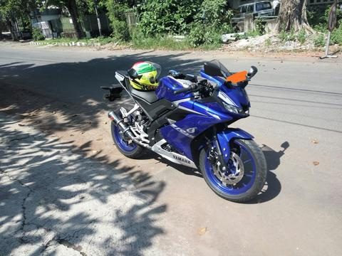 Yamaha All New R15 V3 2017