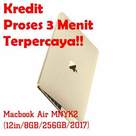Apple Macbook Air 2017 MNYK2 Gold Cash Dan Kredit Proses 3 Menit