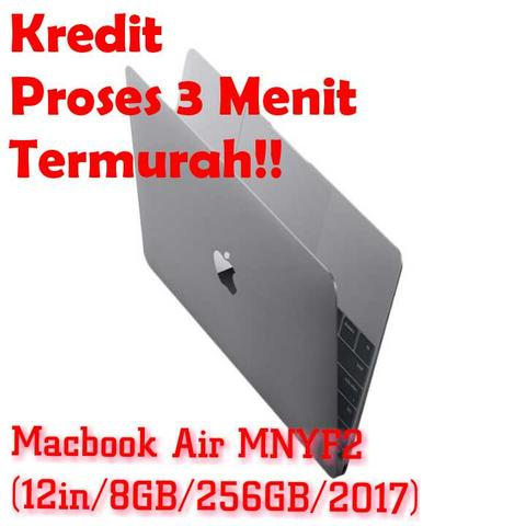 Apple Macbook Air 2017 MNYF2 Grey Cash Dan Kredit Proses 3 Menit