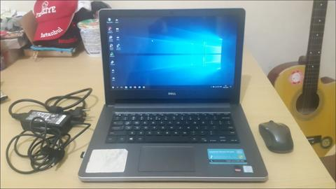 Jual Dell Inspiron 14 5459 Laptop Intel Core I7 6500U 14 Inch 1TB 4GB AMD R5 WIN10