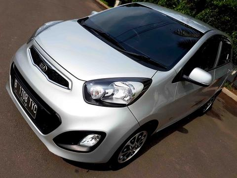 Kia All New Picanto 1.2 SE MT 2014