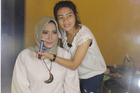 MakeUp Artist Class Sidoarjo Surabaya Beauty Class Kursus Belajar Make Up Private