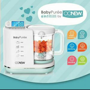 OOnew food Processor - Honey Green