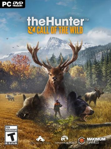 PC Games The Hunter Call of the Wild New Species 2018