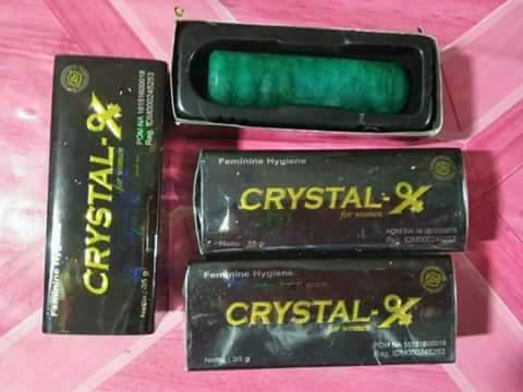 PRODUCK HERBALL NATURAL CRISTAL X