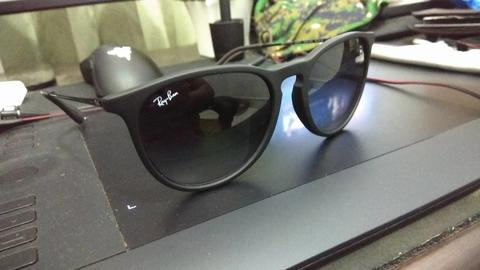 Ray-Ban Erika RB4171F 622/8G Asian Fit (SOLO)