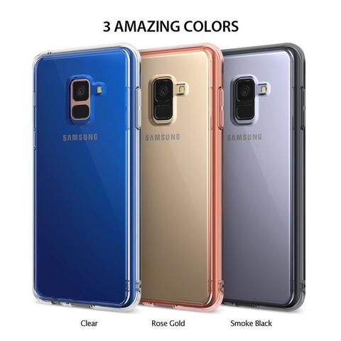 Ringke Fusion Case Samsung Galaxy A8 Plus 2018