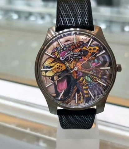 Alexandre Christie Multicolor