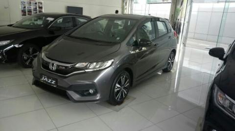 NEW HONDA JAZZ RS CVT 2018 BRIO SATYA MOBILIO CITY CRV HRV S E RS MT AT CVT 2018