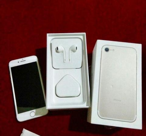 iphone 7 32gb gold ex internasional