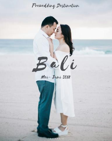 Prewedding Photography di Bali Promo