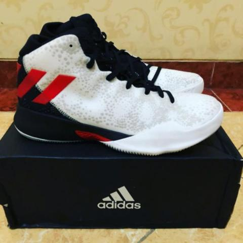 Adidas Crazy Heat Original Baru
