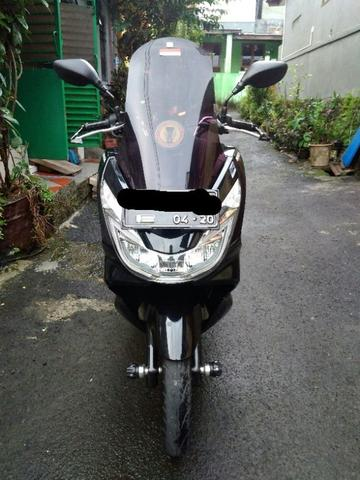 Honda PCX 150cc Build up Thailand