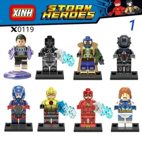 Superhero minifigure Marvel DC