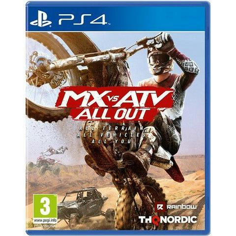 Kaset bd ps4 MX vs ATV All Out