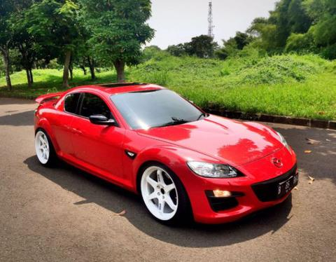 mazda Rx8 2011 facelift perfect condition
