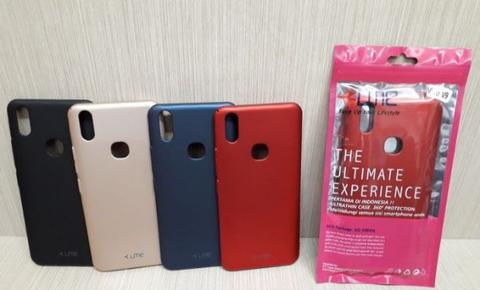 "Case UME ""EMERALD SERIES"" VIVO V9 (Ready Stock Red)"