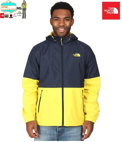 TNF THE NORTH FACE STOW POCKET ALL ABOUT JACKET ORIGINAL XL ACID YELLOW