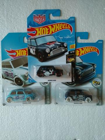 Hot wheels paket morris mini