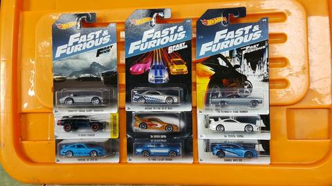 Hotwheels Fast and Furious Murah Meriah Hot wheels Bukan Civic dan Ferrari