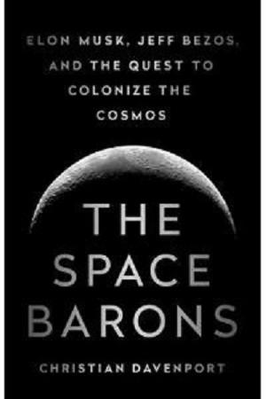 Buku Impor Hardcover The Space Barons