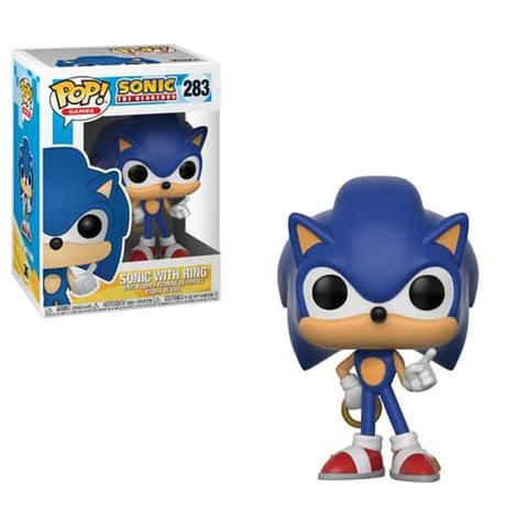 Funko POP Original Sonic With Ring