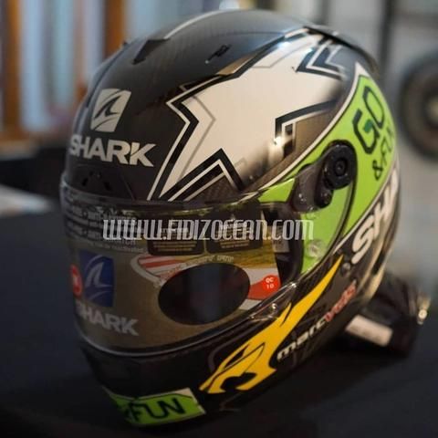 HELM SHARK SPEED R SERIES 2 CARBON SKIN