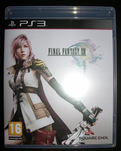 Kaset PS3 Final Fantasy XIII