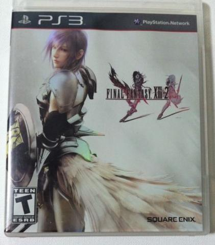 Kaset PS3 Final Fantasy XIII-2
