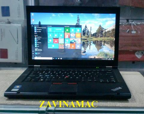 Lenovo Thinkpad T430 intel Corei5 2.60GHz HDD 500GB High Resolusi 1600x900