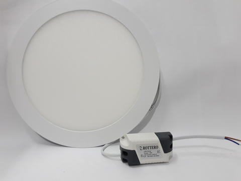 Rottero Lampu Panel LED Inbow Bulat 18 Watt - PiB18
