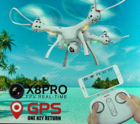 SMART DRONE GPS, CAMERA HD, ONE KEY TAKE OFF, RETURN TO HOME