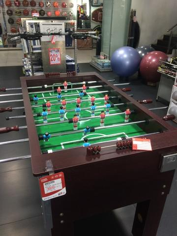 Soccer Table Deluxe Solid Bar
