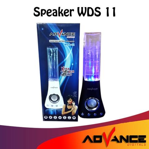 SPEAKER MINI ADVANCE WDS 11 WHITE
