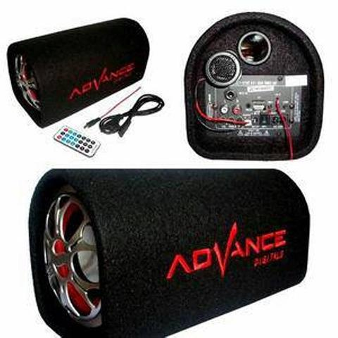 "SPEAKER USB ADVANCE TP 101 5"" KARAOKE+FM"