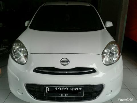 NISSAN MARCH XS 2011