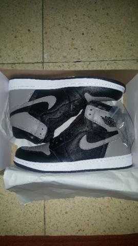 AIR JORDAN 1 SHADOW SIZE 42