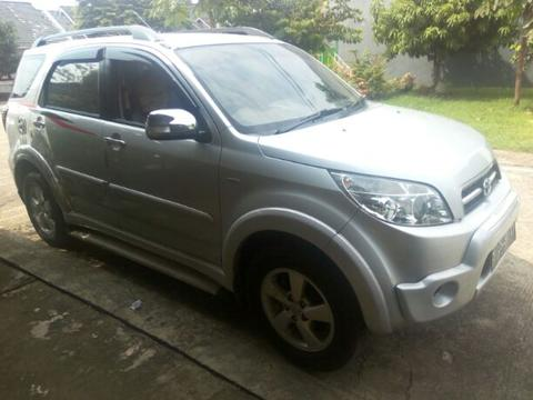Toyota Rush Type S AT,2007,km 80 rb an