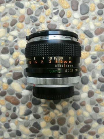 canon fd 50mm f1.4 chrome nose tone cinematic