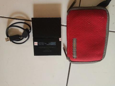 Hardisk eksternal WD Passport 3.0 2TB Black Murah