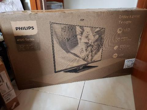 TV LED 32 inch Philips 4100 Series