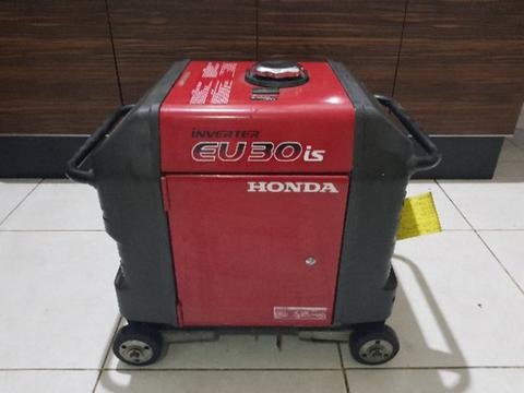 Genset Honda Inverter EU30iS EU 30 iS