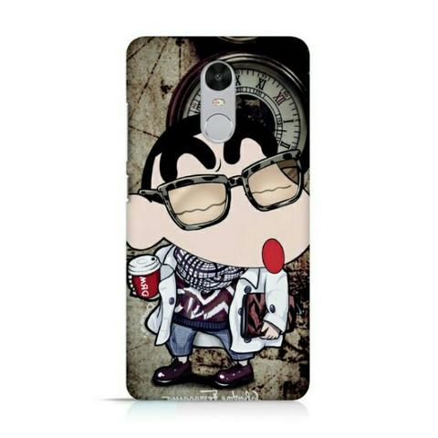 Shin Chan Xiaomi Redmi Note 4 - 4x Custom Hard Case