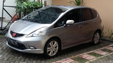 Honda Jazz Rs 2008, AT, KM Rendah 48rb