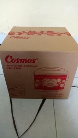 rice cooker cosmos 1.8 L