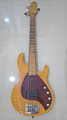 Bass OLP by musicman Tony Levin Artis Series #fender gibson ibanez g&l