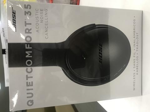 Jual BOSE QC 35 BNIB full segel
