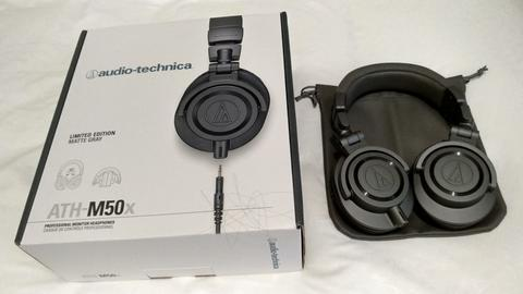 Audio Technica M50X MG (Matte Gray) Limited Edition