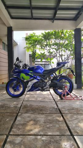 Yamaha YZF R15 movistar 2015 (BEST condition)!!